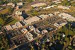 Aerial View of Gresham Station Shopping Center, Oregon