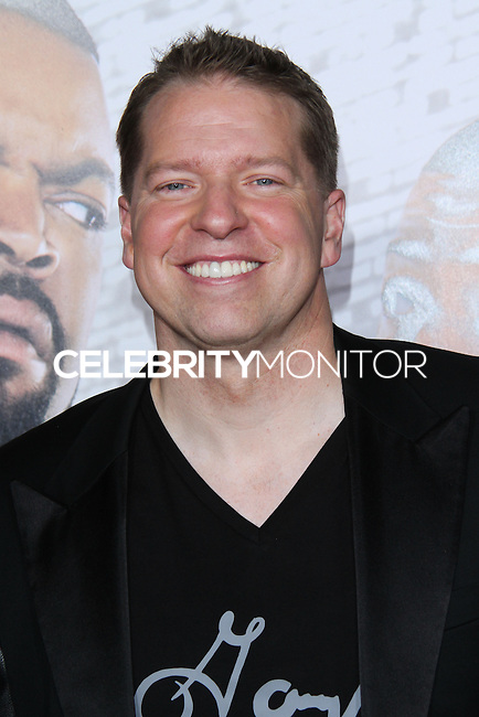"""HOLLYWOOD, CA - JANUARY 13: Gary Owen at the Los Angeles Premiere Of Universal Pictures' """"Ride Along"""" held at the TCL Chinese Theatre on January 13, 2014 in Hollywood, California. (Photo by David Acosta/Celebrity Monitor)"""