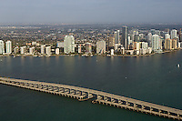 Miami Florida Aerial Photography