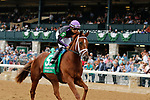October 13,, 2021: #5 Roughly a Diamond in tthe JP Morgan Chase Jessamine Stakes (Grade 2) on the turf  at Keeneland Racecourse in Lexington, KY on October 13, 2021.  Candice Chavez/ESW/CSM