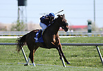 Wasted Tears with Rajiv Maragh wins The Jenny Wiley (grII) at Keeneland Race Course. 04.10.2010