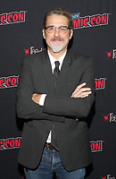 """NEW YORK CITY - OCTOBER 10: Executive Producer Paul Simms attends a 2021 New York Comic Con event for FX's """"What We Do In The Shadows"""" at the Javits Center on October 10, 2021 in New York City.  (Photo by Ben Hider/FX//PictureGroup)"""