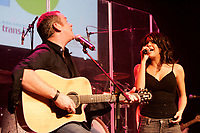 October 4,2005, Montreal (Qc) Canada <br /> GAROU and MARILOU in Montreal, Canada