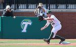Tulane downs Gonzaga, 3-0, at Greer Field at Turchin Stadium.