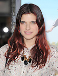 Lake Bell at The Universal Pictures World Premiere of Wanderlust held at The Mann Village Theatre in Westwood, California on February 16,2012                                                                               © 2012 Hollywood Press Agency
