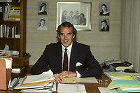 Montreal (Qc) Canada  file Photo - 1988 -Peter Blaikie
