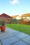 Property of the week: 15 Birdland Avenue, Bo'ness, EH51 9LW<br /> <br /> Pictured: Rear gardens<br /> <br /> Image by: Malcolm McCurrach