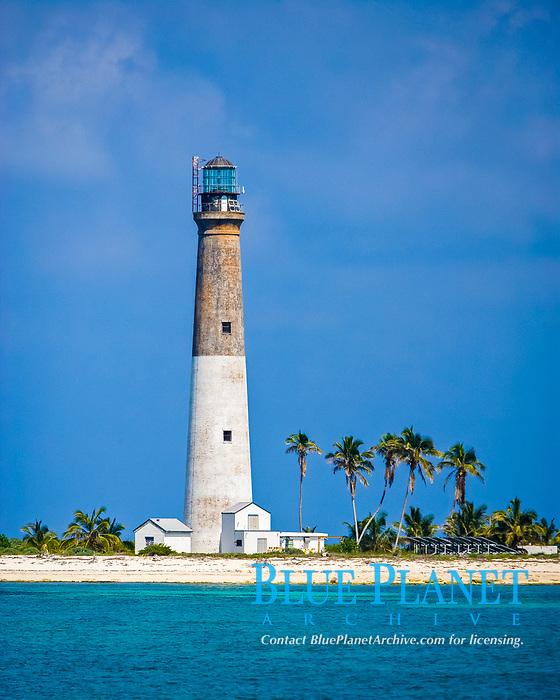 Dry Tortugas Lighthouse, Loggerhead Key, Dry Tortugas National Park, Florida Keys, Florida, USA, Caribbean Sea, Atlantic Ocean