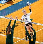 North Dakota State University at South Dakota State University Volleyball