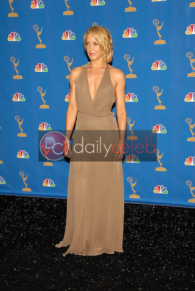 Felicity Huffman<br />in the Press Room at the 58th Annual Primetime Emmy Awards. The Shrine Auditorium, Los Angeles, CA. 08-27-06<br />Scott Kirkland/DailyCeleb.com 818-249-4998
