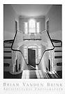 STAIRWAY, RUGGLES HOUSE<br /> BUILT 1813<br /> Columbia Falls, Maine © Brian Vanden Brink, 2002