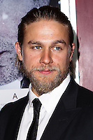 "[(FILE) Actor Charlie Hunnam has been cast as the lead actor in ""Fifty Shades of Grey"" (2014 Film) to play character Christian Grey. Focus Features and Universal Pictures announced Monday, Sept. 2, 2013 that Hunnam will play the 27-year-old billionaire Christian Grey in the big-screen adaptation of E L James' ""Fifty Shades of Grey"". Dakota Johnson will play the college student he captivates, Anastasia Steele.] HOLLYWOOD, CA - NOVEMBER 29: Actor Charlie Hunnam arrives at the 'Deadfall' Los Angeles premiere at ArcLight Hollywood on November 29, 2012 in Hollywood, California. (Photo by Xavier Collin/Celebrity Monitor)"