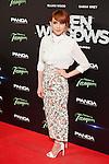 Brigitta attends `Open Windows´new film premiere at Palafox Cinemas in Madrid, Spain. June 30, 2014. (ALTERPHOTOS/Victor Blanco)