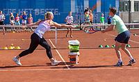 Amstelveen, Netherlands, 22 june 2020, NTC, National Tennis Center, Book presentation with Kiki Bertens