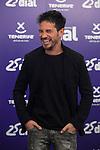 Singer David DeMaria poses during Cadena Dial music awards presentation in Madrid, Spain. February 05, 2015. (ALTERPHOTOS/Victor Blanco)