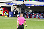 Atletico de Madrid's coach Diego Pablo Cholo Simeone during La Liga match. September 30,2020. (ALTERPHOTOS/Acero)