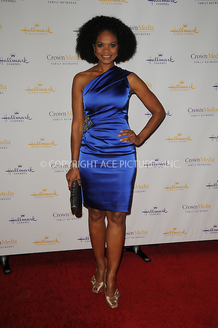 WWW.ACEPIXS.COM . . . . .  ....January 14 2012, LA....Actress Kimberly Elise arriving at the 2012 TCA winter press tour - Hallmark evening gala held at the Tournament House on January 14, 2012 in Pasadena, California....Please byline: PETER WEST - ACE PICTURES.... *** ***..Ace Pictures, Inc:  ..Philip Vaughan (212) 243-8787 or (646) 679 0430..e-mail: info@acepixs.com..web: http://www.acepixs.com