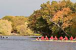Championship Eights Men, Rowing, 2006 Head of the Charles Regatta, Charles River, Cambridge, Massachusetts, USA,