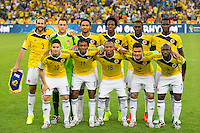 Columbia team photo