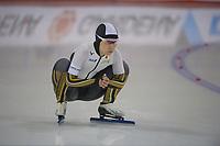 SPEEDSKATING: Calgary, The Olympic Oval, 08-02-2020, ISU World Cup Speed Skating, 500m Ladies Division B, Konami Soga (JPN), ©foto Martin de Jong