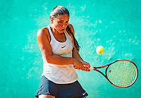 Hilversum, Netherlands, August 6, 2018, National Junior Championships, NJK, Isabella Mujan (NED)<br /> Photo: Tennisimages/Henk Koster