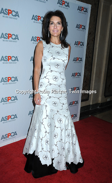 Marcia Perelman at The 13th Annual ASPCA Bergh Ball at the Plaza Hotel in New York City on April 15, 2010.