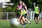 15.09.2020, Sportpark Illoshöhe, Osnabrück, GER, 2. FBL, Training VfL Osnabrueck <br /> <br /> im Bild<br /> Marc Heider (VfL Osnabrück, 20)<br /> <br /> Foto © nordphoto / Paetzel