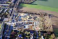 Haempten Neubaugebiet: EUROPA, DEUTSCHLAND, HAMBURG, (GERMANY), 02.12.2016: Haempten Neubaugebiet