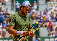 Paris, France, 31 May, 2017, Tennis, French Open, Roland Garros, <br /> Photo: Henk Koster/tennisimages.com