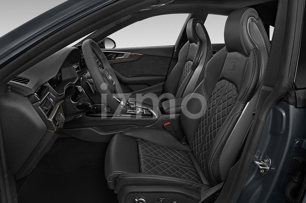 Front seat view of 2021 Audi S5-Sportback Premium-Plus 5 Door Hatchback Front Seat  car photos