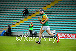 Maurice O'Connor, Kerry celebrates after scoring his side's first goal during the National hurling league between Kerry v Down at Austin Stack Park, Tralee on Sunday.
