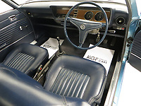 BNPS.co.uk (01202) 558833. <br /> Pic: KgfClassicCars/BNPS<br /> <br /> Pictured: Pictures of the car used in the online sale which Fred's son Andrew spotted. <br /> <br /> Pensioner Fred Last has bought back his beloved Ford Capri more than 20 years after he sold it.<br /> <br /> Fred, 92, bought the Mark One Capri from new in 1971 and it was his pride and joy for almost three decades.<br /> <br /> He regularly used the vehicle for family holidays and day trips before selling it in 1999, once his children had grown up.