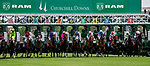 May 4, 2019 : #3 Digital Age, ridden by Irad Ortiz, Jr., wins the American Turf on Kentucky Derby Day at Churchill Downs on May 4, 2019 in Louisville, Kentucky. Dan Heary/Eclipse Sportswire/CSM