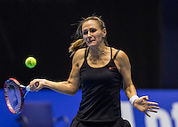 Rotterdam, Netherlands, December 14, 2016, Topsportcentrum, Lotto NK Tennis, Olga Kalyuzhnaya (NED)  <br /> Photo: Tennisimages/Henk Koster