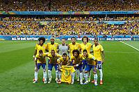 Brazil team photo