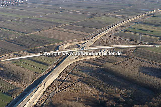 Deutschland, Niedersachsen, BAB A26, Bundesautobahn, Baustelle, A26, Stassenbau