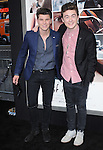 The Rixton Boys<br /> <br />  attends The Newline Cinema's L.A Premiere of If I Stay held at The TCL Chinese Theater  in Hollywood, California on August 20,2014                                                                               © 2014 Hollywood Press Agency