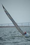 Bruce Millar, Rio 2016 - Para Sailing // Voile adaptée.<br /> Bruce Millar compete in the 1-Person Keelboat (2.4mR) // Bruce Millar participe au quillard pour 1 personne (2,4 mR). 17/09/2016.