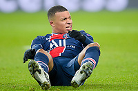 Kylian Mbappe (PSG) <br /> Paris  09/12/2020 <br /> Paris Saint Germain PSG - Istanbul Basaksehir<br /> Champions League 2020/2021<br /> Photo JB Autissier / Panoramic / Insidefoto <br /> Italy Only