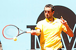 Marin Cilic, Croatia, during Madrid Open Tennis 2015 match.May, 6, 2015.(ALTERPHOTOS/Acero)
