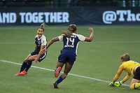 NWSL Semifinals: North Carolina Courage vs Chicago Red Stars, September 18, 2018
