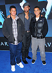 Cuba Gooding Jr. & sons at The Twentieth Century Fox World Premiere of Avatar held at The Grauman's Chinese Theatre in Hollywood, California on December 16,2009                                                                   Copyright 2009 DVS / RockinExposures
