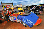 Feb 03, 2011; 5:49:56 PM; Sylvania, GA., USA; An Unsactioned Racing Event Running a 10,000 To Win During Speedweeks 2011 At Screven Motor Speedway.  Mandatory Credit: (thesportswire.net)