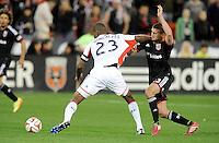 D.C. United vs New England Revolution, April 5, 2014