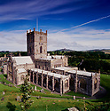 St David's Cathederal in West Wales  CREDIT Geraint Lewis