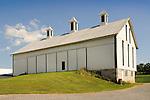 Curt and Christine Brubaker Barn, Beaver Run Road, Union County, PA.