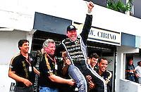 BRASILIA, DF,03 DE DEZEMBRO 2011 - FORMULA TRUCK - Formula Truck etapa em Brasilia<br /> Pole wellington Cirino<br /> Local: Autodromo Internacional Nelson PiquetFOTO: ED AVES - NEWS FREE.