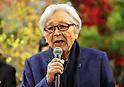 """Opening ceremony for the drama """"Kazoku wa tsurai yo"""""""