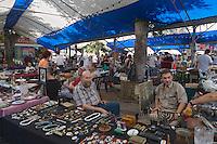Asie/Israel/Tel-Aviv-Jaffa: marché aux puces place Dizengoff