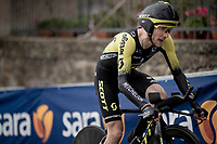 Simon Yates (GBR/Mitchelton-Scott)<br /> <br /> Stage 9 (ITT): Riccione to San Marino (34.7km)<br /> 102nd Giro d'Italia 2019<br /> <br /> ©kramon